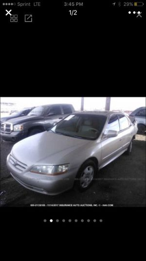 🔥🔥2002 Honda Accord🔥😂Parts Only for Sale in Laveen Village, AZ