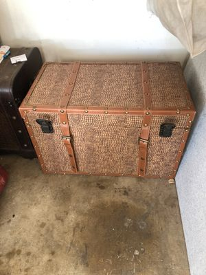 Luggage Storage Box -Used for Sale in Whittier, CA