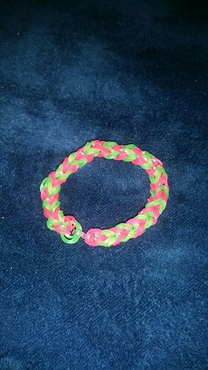 Rainbow Loom Bracelet for Sale in Fort Lauderdale, FL