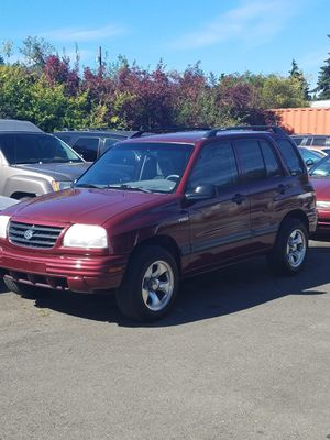 2002 Suzuki Vitara for Sale in Chimacum, WA