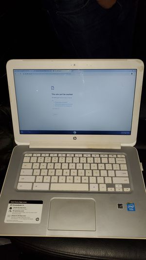 "HP 14a-na0022od Chromebook, 14"" Screen, Intel® Pentium® Silver, 4GB Memory, 64GB Flash Storage, Google™ Chrome OS, 1X497UA#ABA for Sale in Sunnyvale, CA"