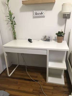 Used Ikea desk for sale on Upper West Side and Broadway. 50 - price negotiable for Sale in New York, NY