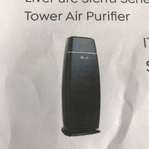 New Live Pure Sierra Series Tower Air Purifier for Sale in Hudson, FL