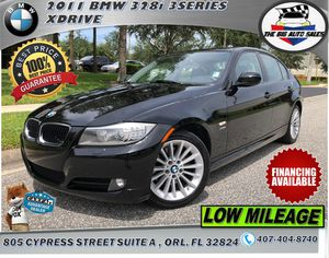 2011 Bmw 3Series 328i Xdrive 4D for Sale in Orlando, FL