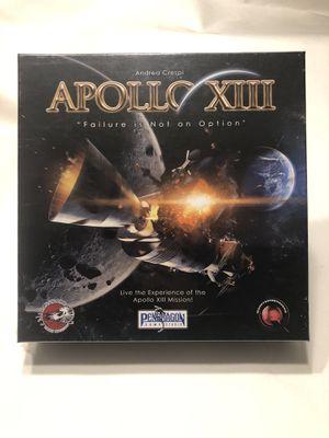 APOLLO XIII Board Game for Sale in Collinsville, IL