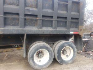 1984 frueh 24inch dump trailer for Sale in Stoughton, MA