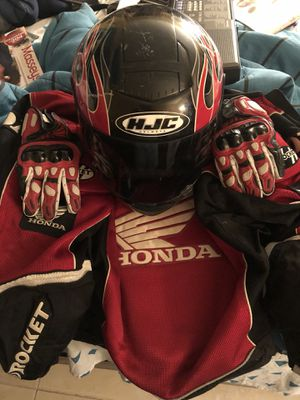 Motorcycle gear for Sale in Miami Gardens, FL