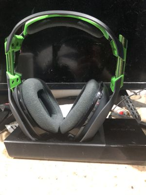 Astro a50 with base staton Xbox one/pc for Sale in Providence, RI