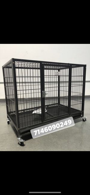 Dog pet cage kennel size 37 medium new in box 📦 for Sale in Walnut, CA