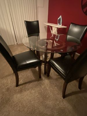 Ashley Charnell dinning table for Sale in Severn, MD