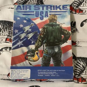 Air Strike USA Vintage pc Game Collectible Cinemaware Unopened for Sale in Vancouver, WA
