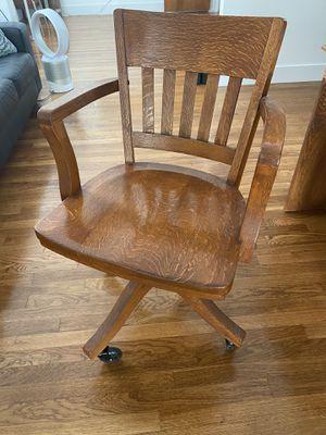 Antique oak chair for Sale in Long Beach, CA