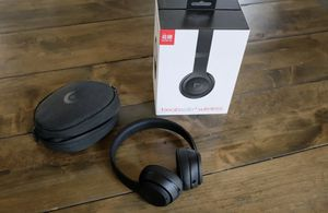 Beats by Dre solo 3 wireless brand new for Sale in Prunedale, CA