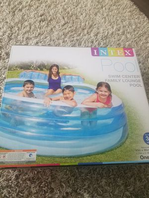 Pool new never used still sealed box for Sale in Auburn, WA