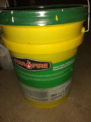 Tractor hydraulic and transmission fluid for Sale in Wichita, KS