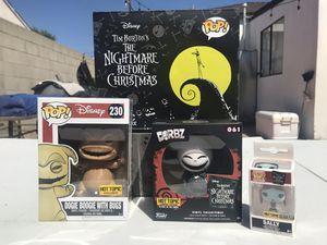 Nightmare Before Christmas Hot Topic Box for Sale in Pico Rivera, CA