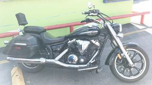 2010 Yamaha XVS950A V Star 950 Air-Cooled 4 - Stroke Motorcycle with 27,534 miles $2999.99 for Sale in Tampa, FL
