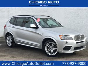 2013 BMW X3 for Sale in Chicago, IL