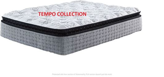 NEW IN THE BOX. ***ONLY MATTRESS*** 13,5 Inch QUEEN SIZE HYBRID MATTRESS,NOT RECYCLE SKU#M63231 for Sale in Westminster,  CA