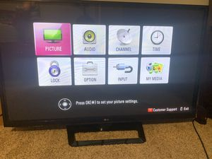 Lg tv for Sale in West Terre Haute, IN