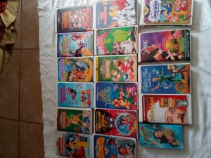 Disney VHS tapes for Sale in Orlando, FL