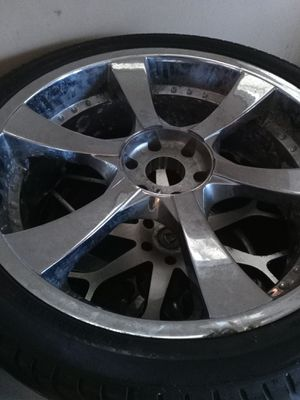 Four rims size 26 for Sale in West Point, MS