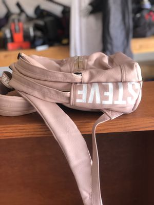 BLUSH PINK STEVEN MADDEN BACKPACK for Sale in NV, US
