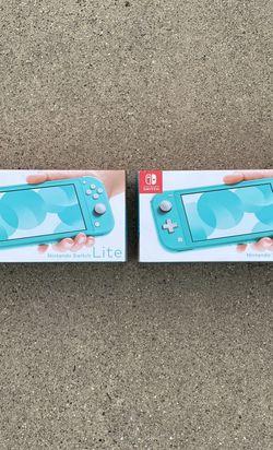 Nintendo switch Lite for Sale in San Bernardino,  CA