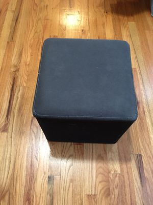 Ottoman BOSNAS Ikea with storage for Sale in Brooklyn, NY