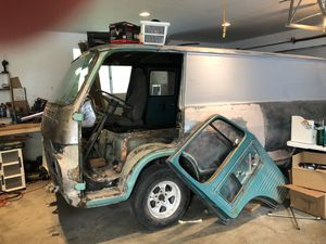 1968 Chevy project van for Sale in Elma, WA