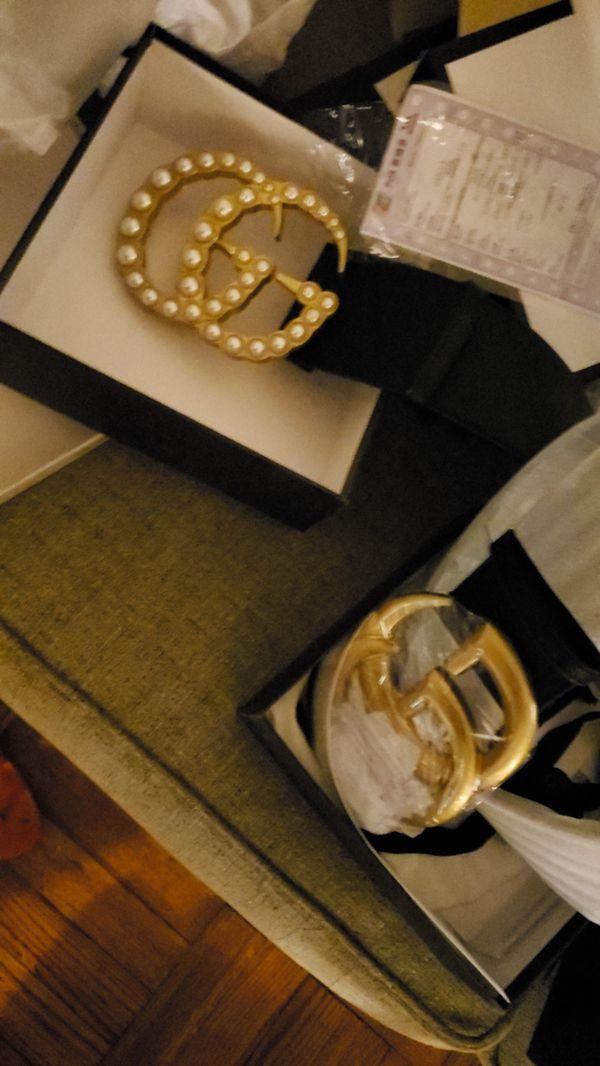 Gucci Belt ,Big logo