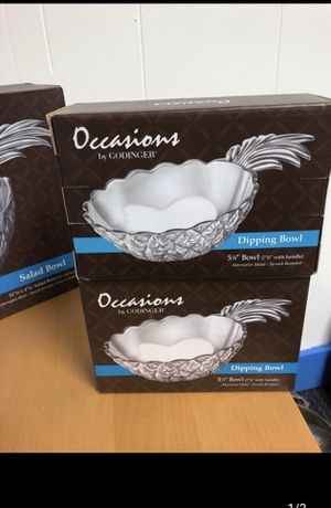 Dipping bowl set for Sale in Washington, DC