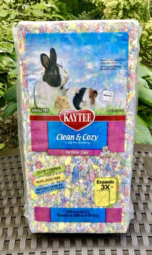 Kaytee Small Pet Bedding - New Still Sealed Bag for Sale in Normandy Park, WA