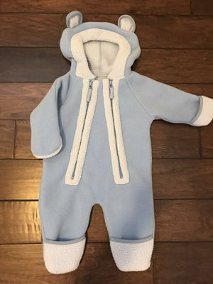 LL Bean Brand Baby Winter Onesies size 3-6 months for Sale in Mill Creek, WA