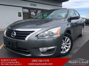2014 Nissan Altima 2.5 S for Sale in West Valley City, UT