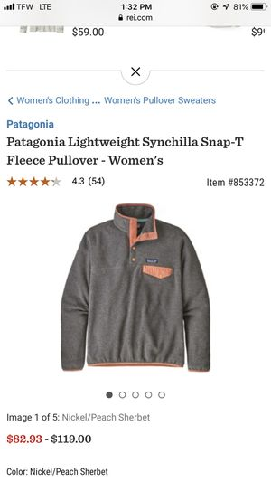 Patagonia for Sale in Bellevue, TN