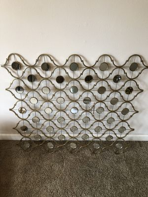 Gold mirrored wall decor for Sale in Vancouver, WA