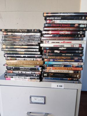 "50 DVD""s for Sale in St. Petersburg, FL"