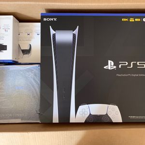 PlayStation 5 Digital Edition Bundle for Sale in Aldie, VA