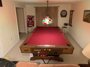 SIERRA by Brunswick Antique Pool Table for Sale in Fairfax Station, VA