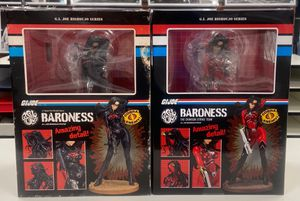 GI Joe Baroness Regular & Red Bishoujo Statues / Figures for Sale in Fullerton, CA
