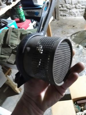 Antique vintage old juicer strainer case iron for Sale in Plano, IL