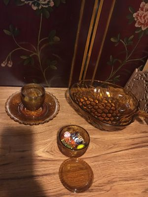 Amber glass pieces for Sale in Lakewood, WA