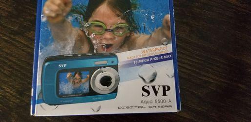 SVP Aqua 5500A Camera for Sale in Vero Beach,  FL