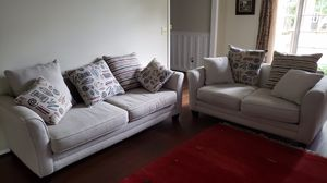 Love seat and couch for Sale in Milton, GA
