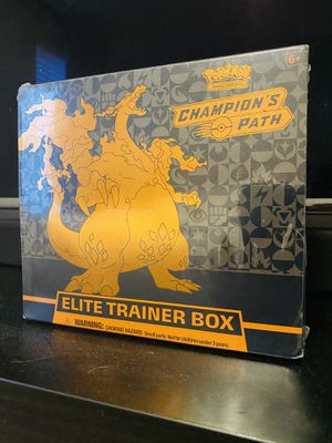 Pokemon Champion's Path Elite Trainer Box for Sale in Renton, WA