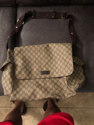 Real unisex Gucci bag can be use for anything!!! OBO!! for Sale in Sanford, FL