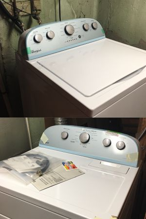 Whirlpool HE Washer & Dryer for Sale in St. Louis, MO