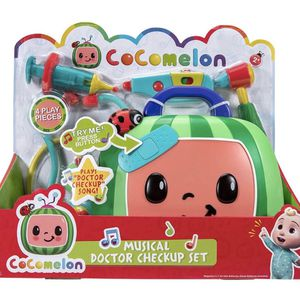 Cocomelon Musical Doctor Check Up Set Toy Set Of 2 for Sale in Los Angeles, CA
