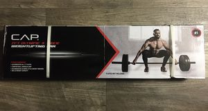 Brand new 7ft. Olympic Bar. New in unopened box $80firm for Sale in Mountlake Terrace, WA